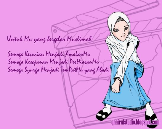 muslimah(purple)